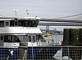 NY Waterway boat at Wall St Pier jeh.jpg