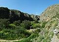 Nahal Amud panorama (cylindrical, 90 deg. width).jpg