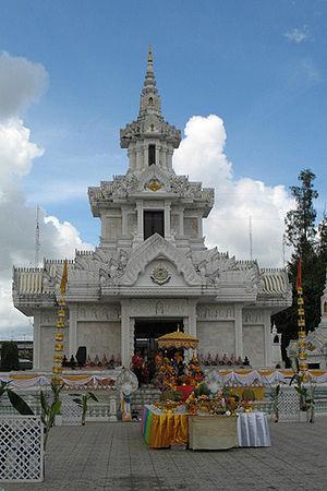 Nakhon Si Thammarat Province - Nakhon Si Thammarat City Pillar Shrine