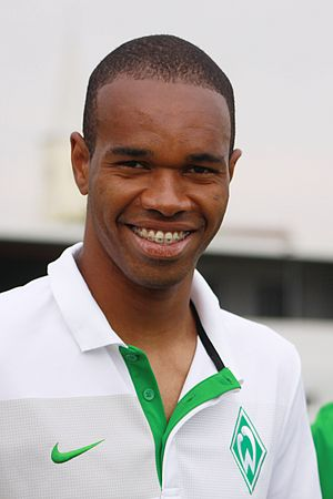Naldo (footballer, born 1982) - Naldo pictured in 2009.