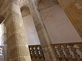 Narbonne (11) Palais des Archevêques Grand escalier 10.JPG