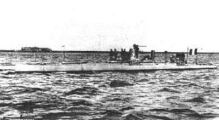 French submarine <i>Narval</i> (Q4) fleet submarine