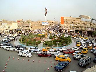 Nasiriyah - Nasiriyah town centre
