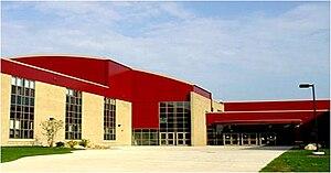 Nashua High School South - School campus
