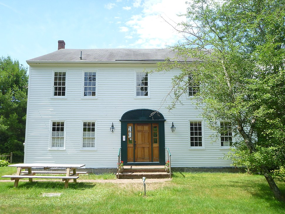 Nathaniel Hawthorne's Childhood Home in Raymond, ME