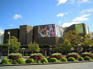 National Arts Centre centre for the performing arts located in Ottawa, Ontario, Canada