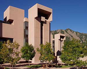 National Center for Atmospheric Research - NCAR Mesa Laboratory, Boulder, Colorado
