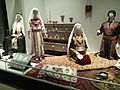 National Museum of Ethnology, Osaka - Room of the bride - Palestine, Diaspora.jpg