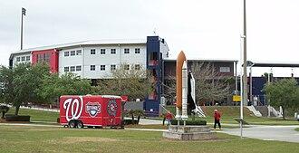 Space Coast Stadium - Image: Nationals Spring Training