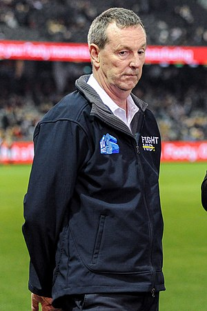 Neale Daniher - Daniher in June 2017