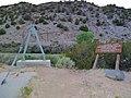 Near Velarde, NM, U.S. Geological Survey Rio Grande Embudo Gaging Station, 2011 - panoramio.jpg