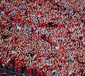Nebraska Cornhuskers touchdown celebration.jpg