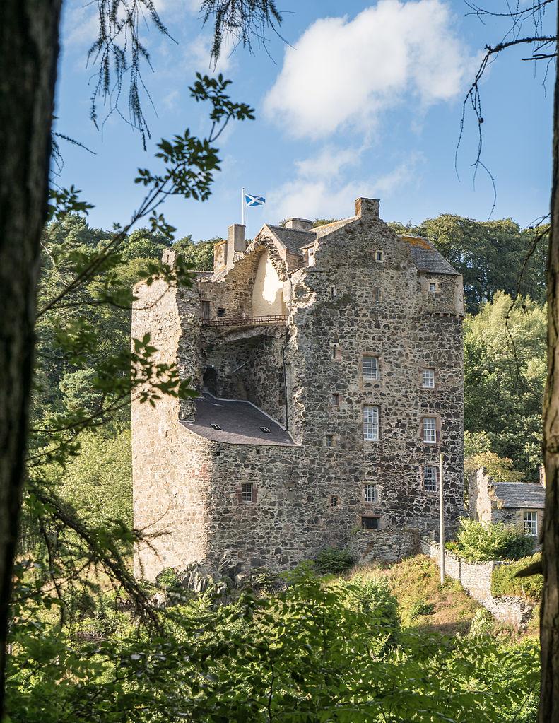 Still of Neidpath Castle