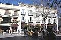 """Nerja, on the square """"Plaza Cavana"""".jpg"""