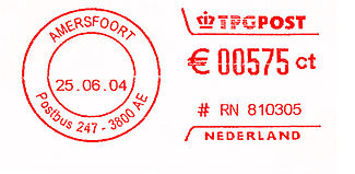 Netherlands stamp type QC10.jpg