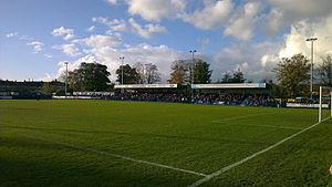 Guiseley A.F.C. - Nethermoor Park