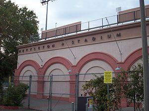 Nettleton Stadium - Nettleton Stadium exterior