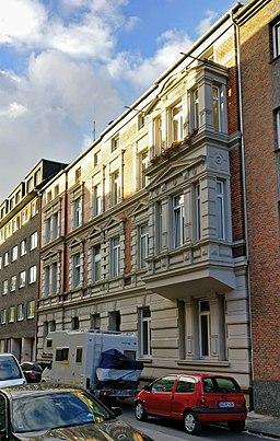 Marktstraße in Duisburg