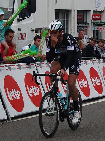 Neufchâteau - Tour de Wallonie, étape 3, 28 juillet 2014, arrivée (D20).JPG