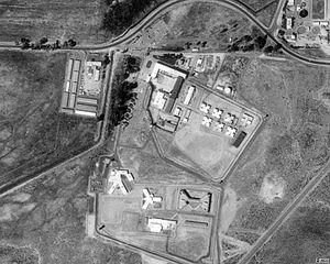 Nevada State Prison - Image: Nevada State Prison USGS
