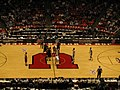 Nevada Wolf Pack vs. Montana Grizzlies, First Round, NCAA Men's Basketball Tournament, Huntsman Center, University of Utah, Salt Lake City, Utah (114271986).jpg