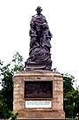 New Gandhi statue Patna 01.JPG