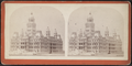New State Capitol, Albany, N.Y. North-east view, from Robert N. Dennis collection of stereoscopic views.png