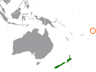 Diplomatic relations between New Zealand and the Independent State of Samoa