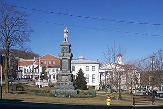 Newton, New Jersey - Newton Green