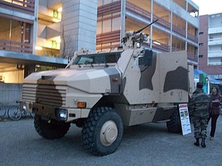 Aravis armoured personnel carrier