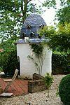 foto van Nieuwenbroek: poortgebouw, remise, duiventoren