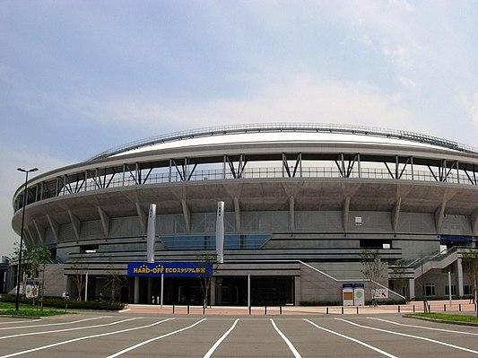 Niigata Prefectural Baseball Stadium