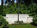 Nikolassee Kirchweg 18-20 Grabstelle Friedensburg.JPG