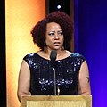 Nikole Hannah-Jones at the 75th Annual Peabody Awards for This American LIfe's The Case for School Desegregation Today 2016 (cropped).jpg