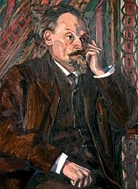 Nina Arbore - Portretul tatălui meu, 1914-1916.JPG