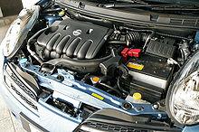 Nissan HR engine - Wikipedia