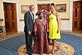 Nkosazana Dlamini-Zuma with Obamas 2014.jpg