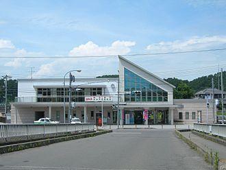 Nobiru Station - Image: Nobiru Station 20090726