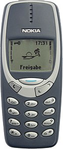 Image illustrative de l'article Nokia 3310