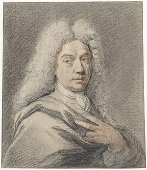 Norbert van Bloemen - Norbert van Bloemen, Selfportrait