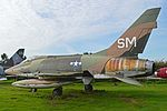 North American F-100D Super Sabre 'SM' (54-2174) (23704813529).jpg
