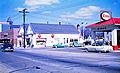 North Frederick Avenue and Brookes Avenue, Gaithersburg, Maryland, February 19, 1956.jpg