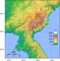North Korea Topography Pujonryong.png