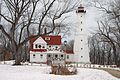 North Point Lighthouse in Lake Park.JPG