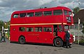 North Weald railway station MMB 02 Routemaster.jpg