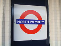 North Wembley stn roundel.JPG