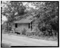 Northeast view - Vance Farmstead, Tenant House B, State Route 88, Hephzibah, Richmond County, GA HABS GA,123-HEPH,1C-2.tif