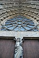Notre-Dame Cathedral of Reims Gothic Rose Window.jpg