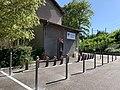 Nouvelle station Vélo'v à Crépieux en août 2019.jpg
