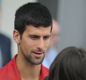 Order of Karađorđe's Star - Tennis player Novak Djokovic was the first person to receive the Order after its reinstatement in 2010